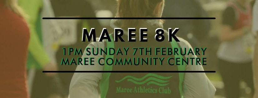 [Race Report] – Maree 8k Road Race – well feck ya' Gerry!!!